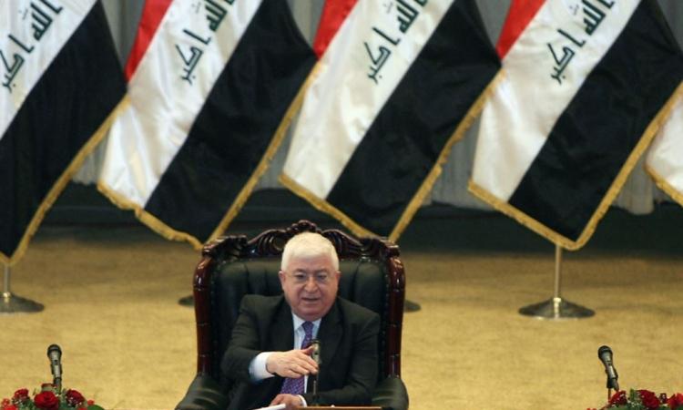 مجلس النواب العراقي ينتخب فؤاد معصوم رئيسا للبلاد