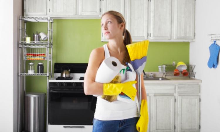 أفضل وأسهل الطرق لتنظيف المنزل قبل العيد