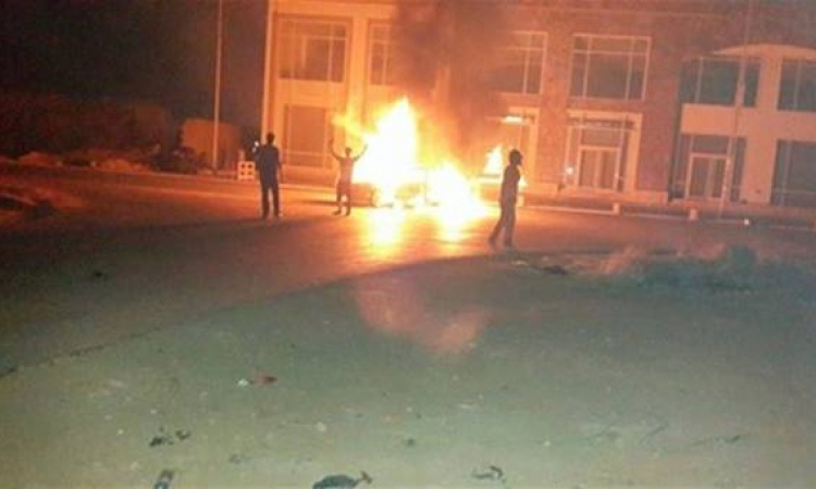مقتل 23 عاملا مصريا جراء سقوط صاروخ جراد على منزلهم بطرابلس