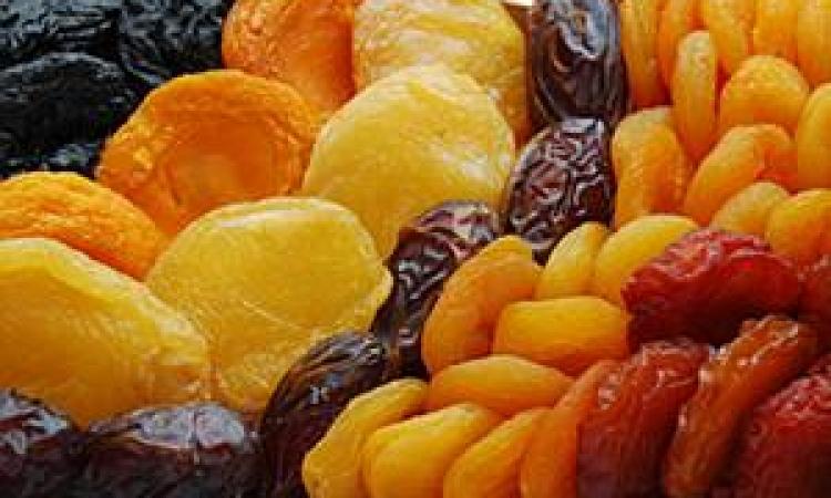 الفواكه المجففة في رمضان بديل للحلويات لرشاقتك