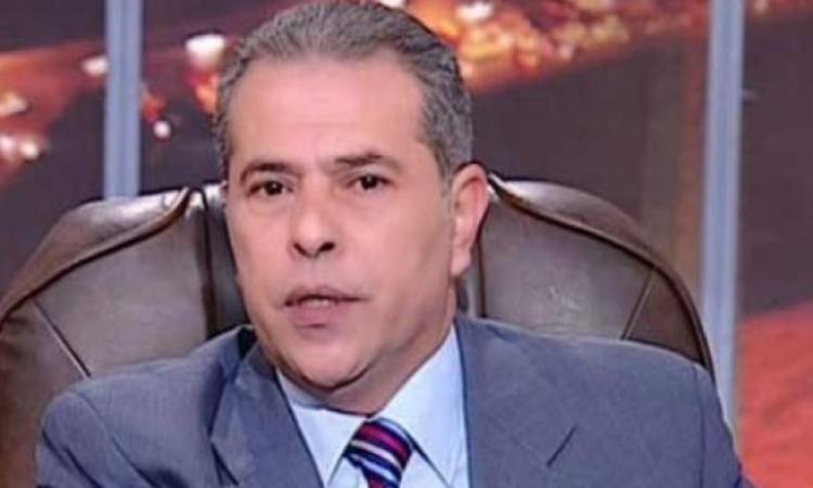 بالفيديو.. توفيق عكاشة يشتم أهل غزة على الهواء ويطالب اسرائيل باجتياحها