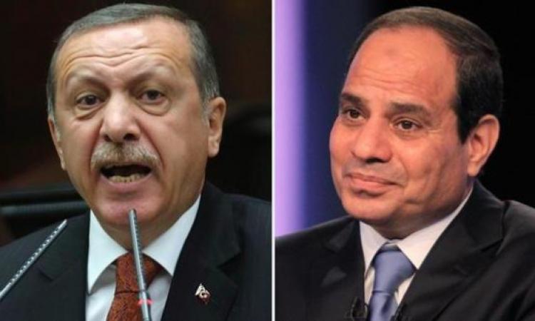 الخارجية تستدعى سفير تركيا احتجاجاً على اتهامات أردوغان لمصر