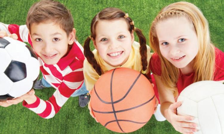 ممارسة الرياضة تحمي اطفالك من الاجهاد