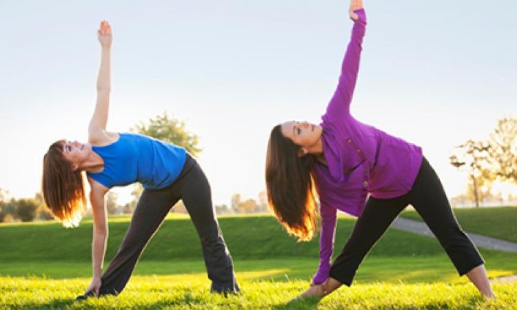 قلة الاملاح تؤدي الى تقلص العضلات  أثناء الرياضة