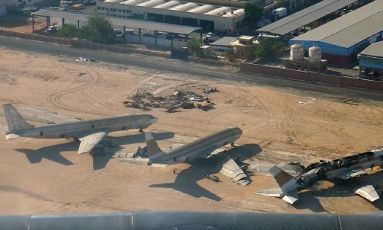 مصادر ملاحية : مجالنا الجوي مؤمن تماما .. وأى هدف يحاول اختراقه من الجانب الليبي سيتم إسقاطه فورًا