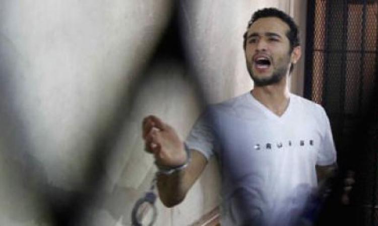 دومة للمحكمة : إحنا مش فى جنينة حيوانات عشان تحطونا فى قفصين جوا بعض