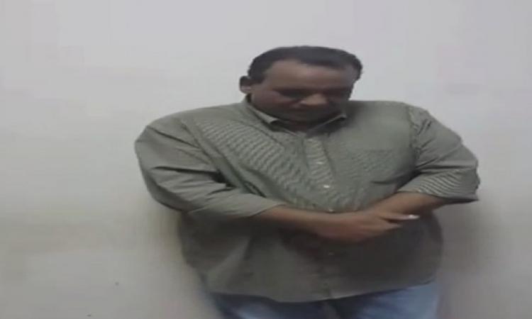 بالفيديو .. ضبط إخواني بدار السلام بحوزته بنزين ومولوتوف
