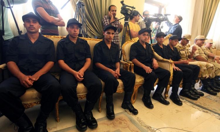 مقتل المتهم الرئيسي في خطف الجنود السبعة إبان حكم مرسي في حملة أمنية بسيناء
