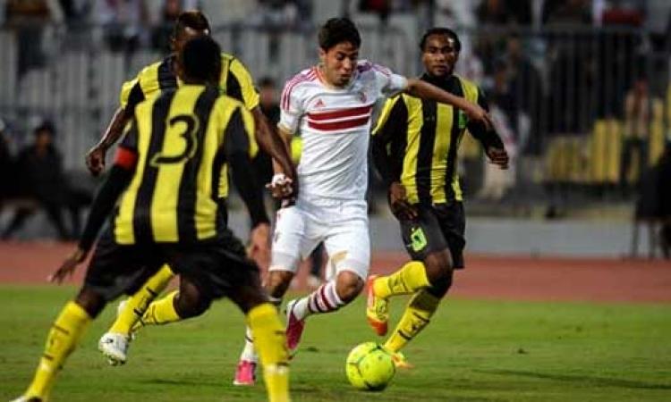 بالفيديو..الزمالك يقضي على آماله في التأهل لنصف نهائي دوري أبطال أفريقيا