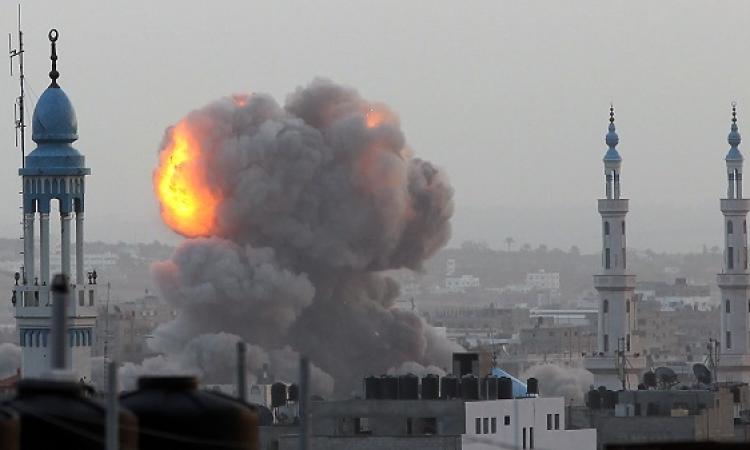 الحرب على غزة تدخل يومها ال 27 .. وارتفاع حصيلة الشهداء إلى 1640 شهيدا