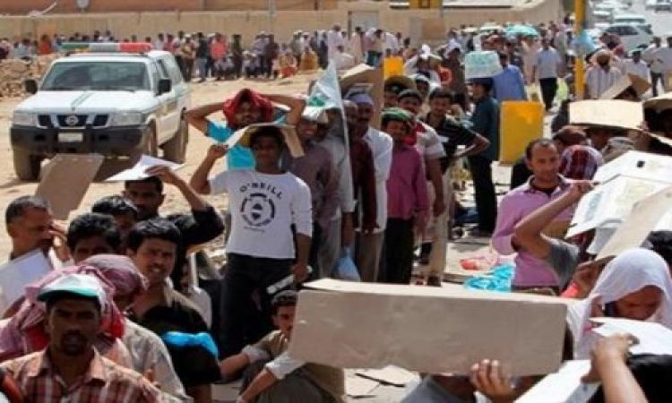13 ألف مصري عالقين بمعبر رأس جدير .. ووزير الخارجية هناك لمتابعة إجراءات عودتهم