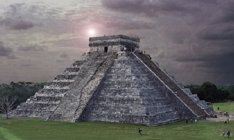 العثور على مدينتين ومبان شبيهة بالأهرامات في المكسيك