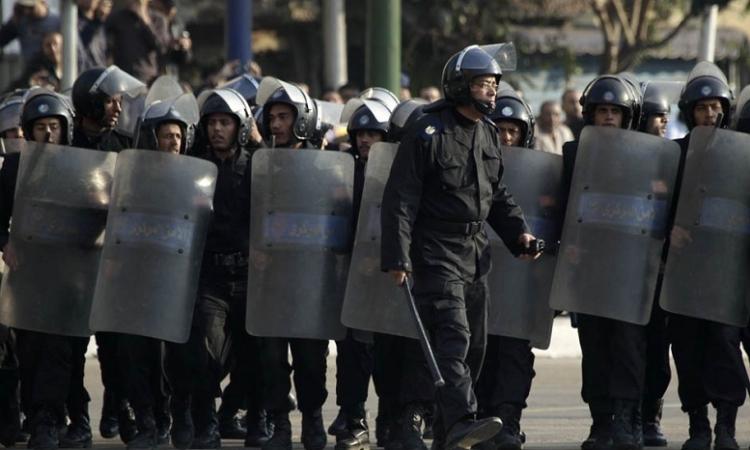 تكثيف أمني مشدد بالتحرير والجيزة ورابعة والمطرية تحسباً لتظاهرات الإرهابية