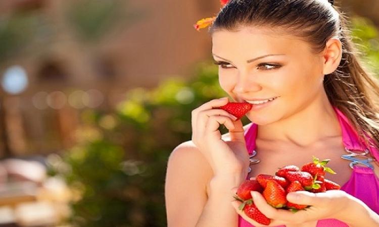 دراسة : تناول الخضروات والفاكهة يجعلك أكثر جاذبية