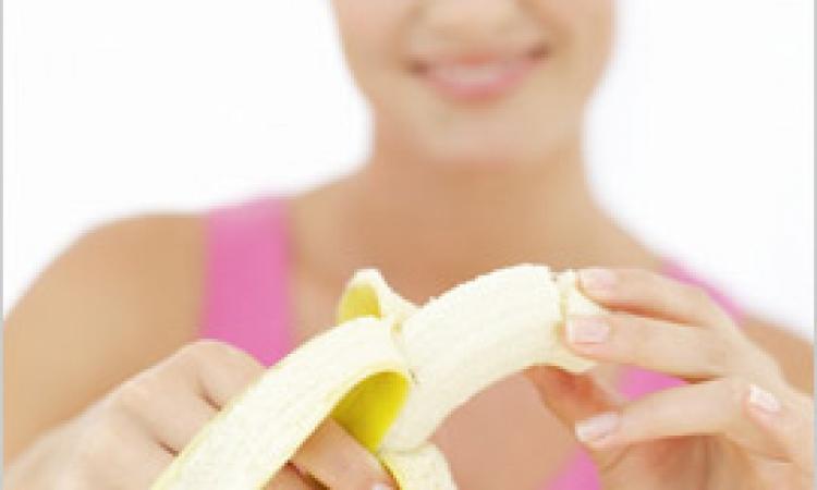 الموز دواء للحموضة