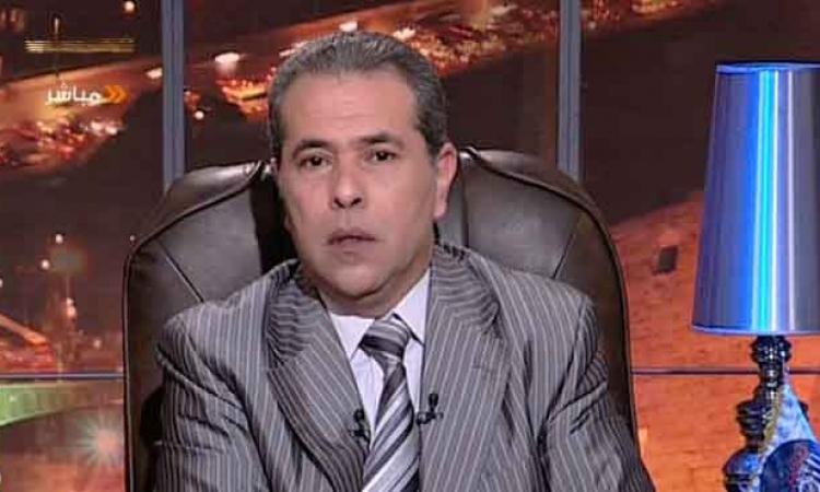 بالفيديو .. عكاشة: لو طلبت من وزير حل مشكلة وماحلهاش هضربه فى مكتبه .. يا جامد يا عوكش!!