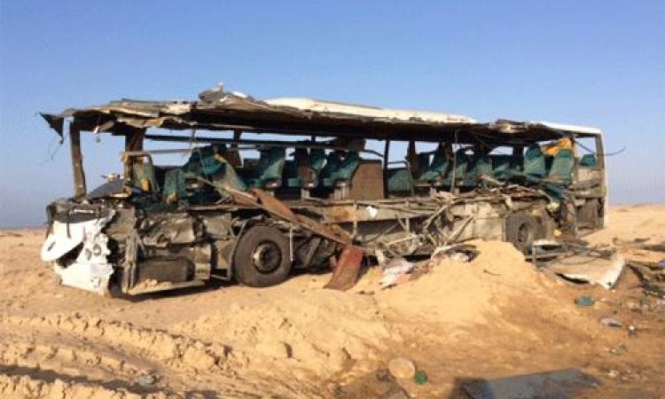 ارتفاع ضحايا حادث شرم الشيخ إلى 41 قتيلًا و41 مصابًا