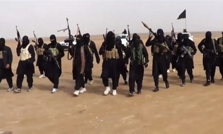داعش ينشر فيديو لـ21 كرديا في أقفاص تمهيدا لحرقهم