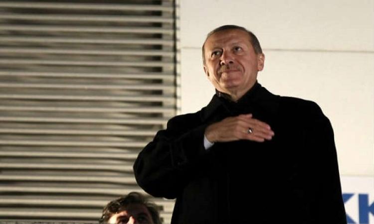 أردوغان رئيسا لتركيا بنسبة 52 %