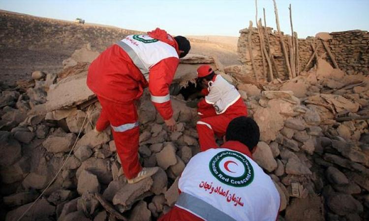 زلزال بقوة 6.1 ريختر يضرب إيران