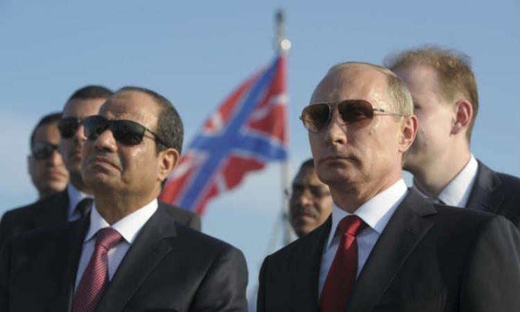 السيسي يغادر روسيا عائدا إلى القاهرة بعد زيارة استمرت يومين