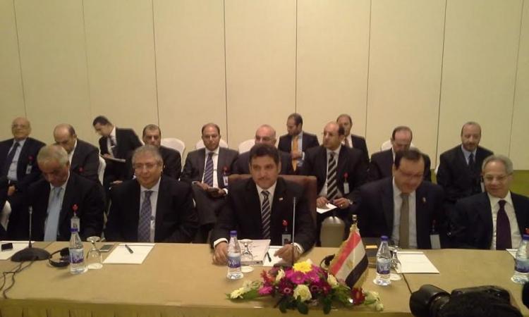 وزير الرى: أجواء إيجابية تسود مفاوضات سد النهضة