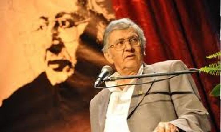 وفاة الشاعر الفلسطيني سميح القاسم بعد صراع مع المرض