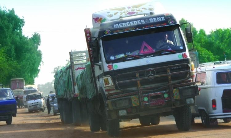 اعتبارا من اليوم .. وداعا لسيارات النقل الثقيل في شوارع القاهرة