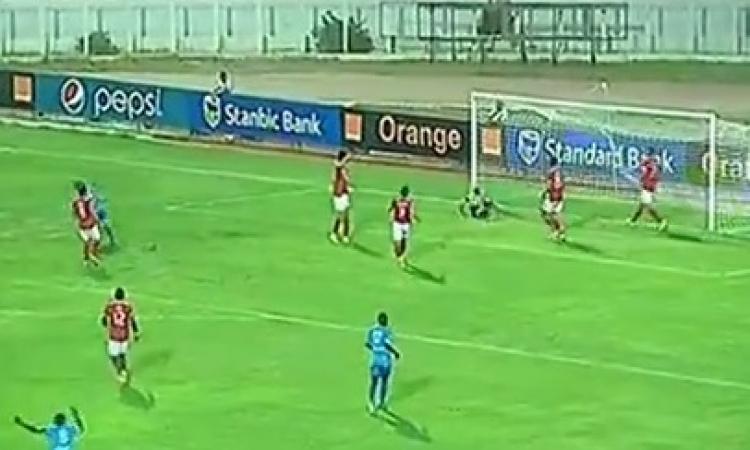 بالفيديو .. سيوي سبورت يسقط النجم التونسي لمصلحة الأهلي بالكونفيدرالية