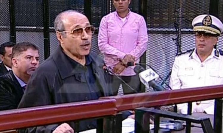 العادلي : مبارك لم يصدر تكليفا بقتل المتظاهرين … ولم آمر بانسحاب الشرطة