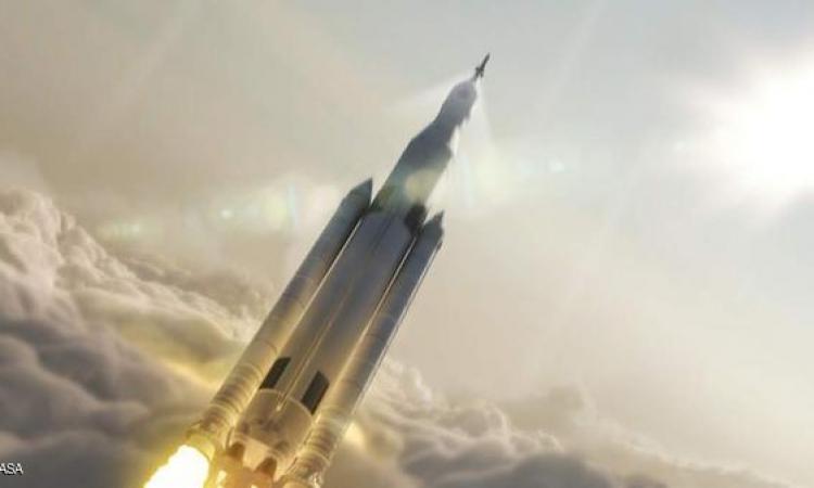 ناسا تبني صاروخا لنقل البشر إلى المريخ