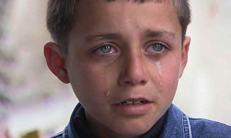 بالفيديو .. مشاهد ضرب الاطفال في دار أيتام الهرم ( للكبار فقط )