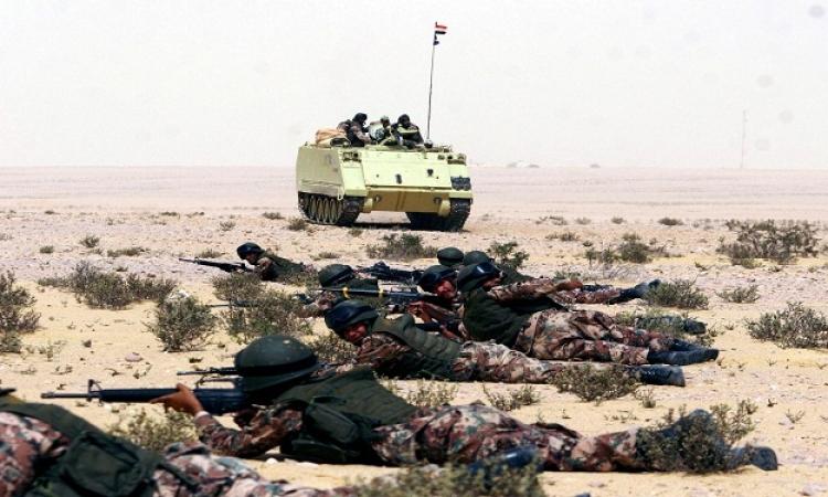 مقتل 19 تكفيريًا وضبط 13 في حملة أمنية بشمال سيناء