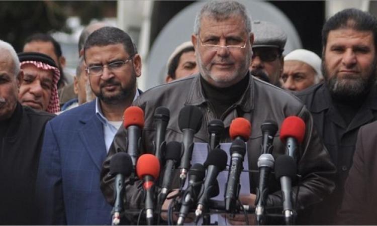 حماس ترفض التنازل عن اي من مطالبها في مفاوضات الهدنة