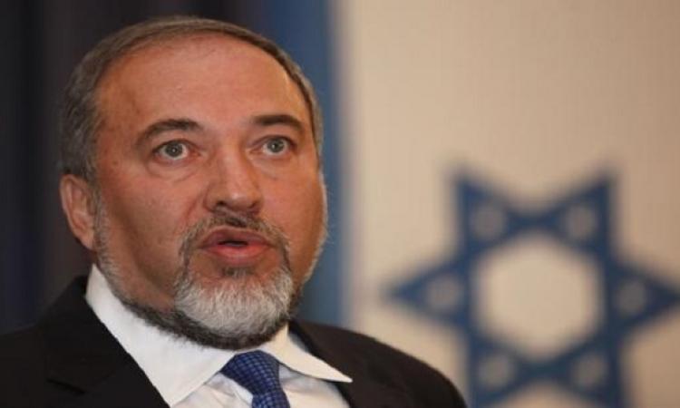 التليفزيون الإسرائيلي : صواريخ المقاومة تجبر ليبرمان علي البقاء بالحمام