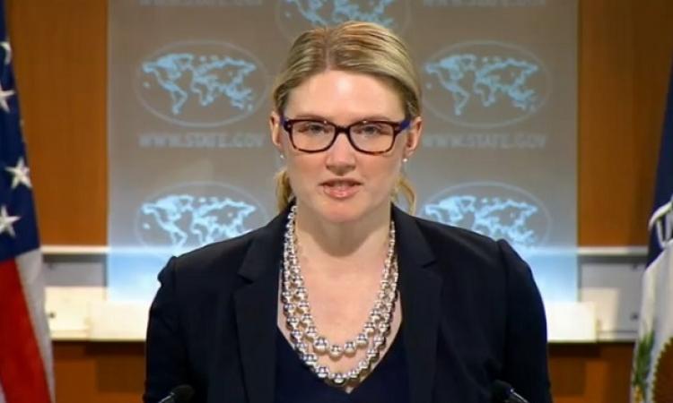 الخارجية الامريكية : لا تنسيق او تبادل للمعلومات الاستخباراتية مع ايران