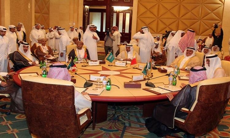 انطلاق اجتماع وزراء خارجية مجلس التعاون الخليجى لبحث أزمة قطر