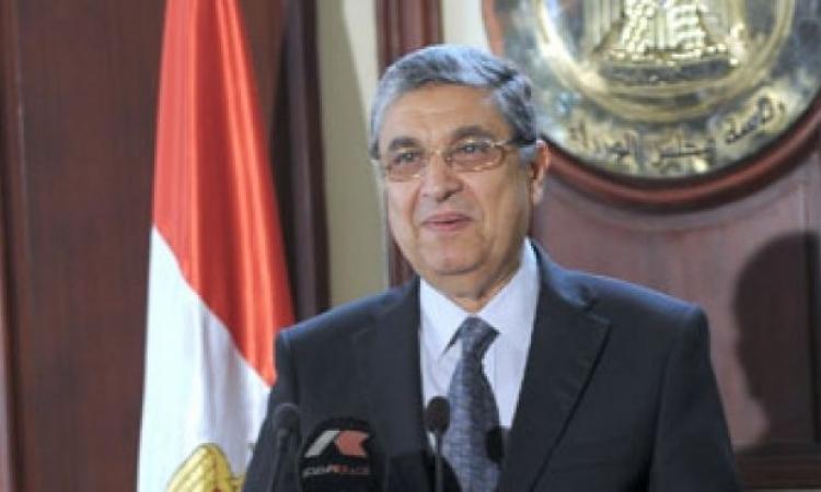 وزير الكهرباء: إضافة 6500 ميجاوات لتجنب انقطاع الكهرباء فى الصيف