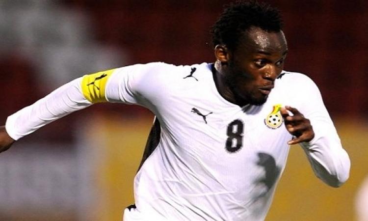 غانا تستبعد بواتنج ومونتاري وايسين من منتخبها