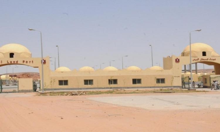 اليوم … وزير النقل يفتتح ميناء قسطل البرى الرابط بين مصر والسودان