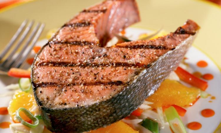 تناول السمك مرة واحدة أسبوعيا يجدد الذاكرة