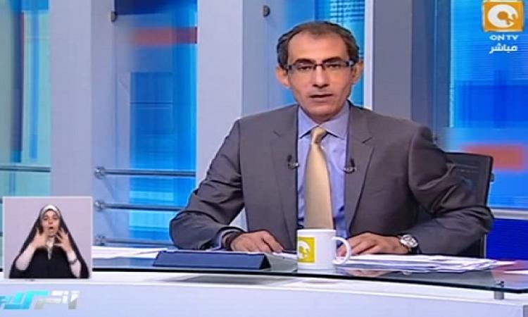 بالفيديو .. يسري فوده يكشف أصول وملاك قنوات ومواقع التحريض ضد مصر