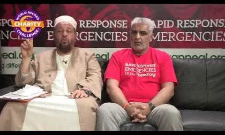 بالفيديو.. يهودى يعلن إسلامه.. ثم يتبرع بكامل راتبه لضحايا غزة