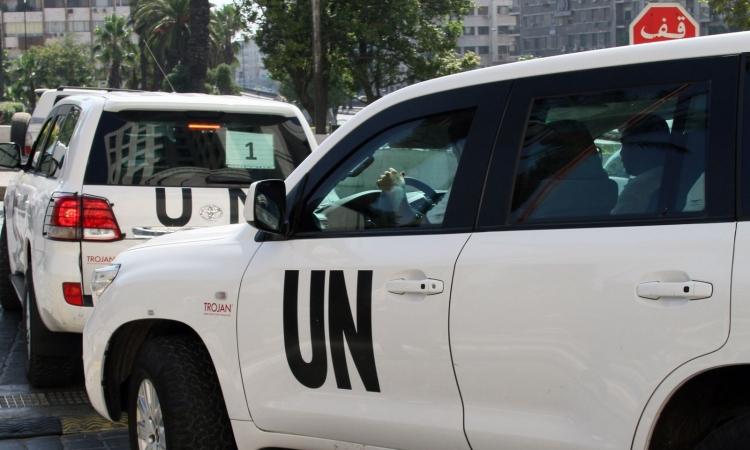 بحث متواصل عن المراقبين الدوليين المحتجزين بالجولان