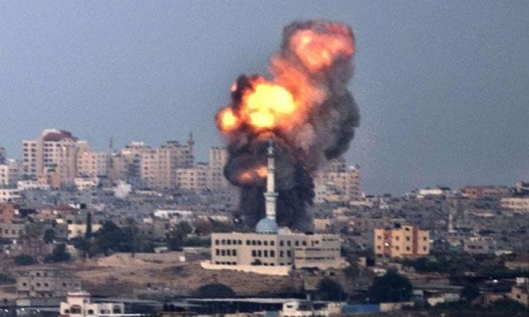مقتل زوجة وابنة ، القائد العام لكتائب عز الدين القسام في غارة إسرائيلية علي غزه