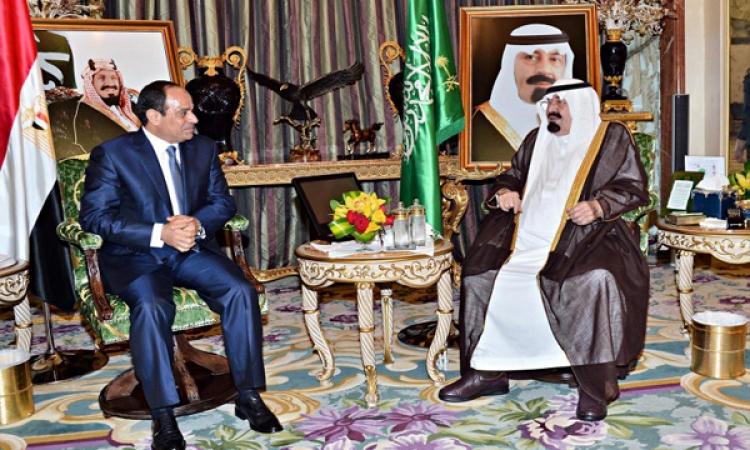 بالصور.. تعرف على العلاقات المصرية السعودية على مر العصور