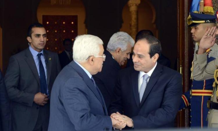 ابومازن لحماس : المبادرة المصرية هي الوحيدة في الميدان