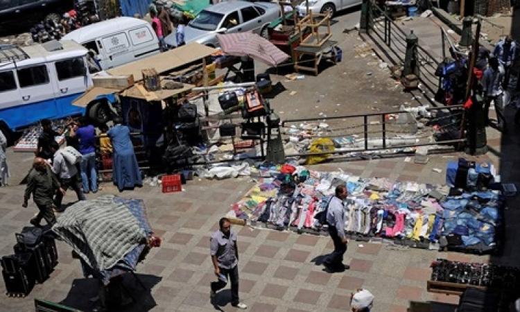 فيديو.. أمين عام نقابة الباعة الجائلين: نحن من حمينا ميدان رمسيس ضد هجمات جماعة الإخوان