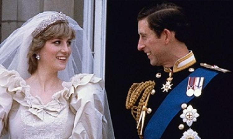 10 آلاف جنيه .. ثمن قطعة من كعكة زفاف الأميرة ديانا !!
