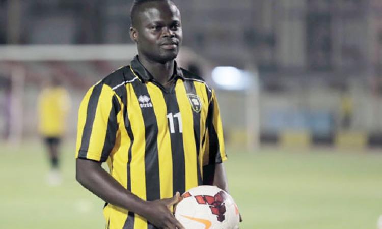إصابة لاعب اتحاد جدة السعودى ديديه ياكونان بـ«المالاريا»